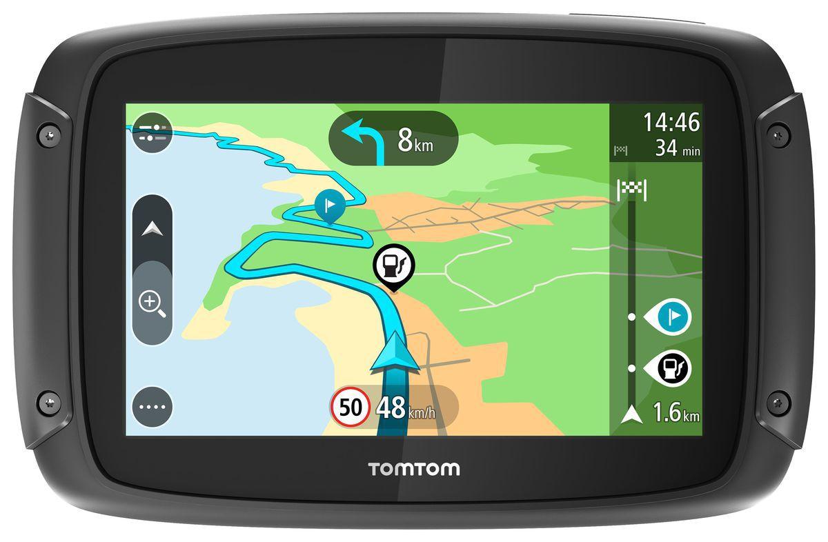TomTom Motorrad-Navigationsgerät »RIDER 420 Eur...