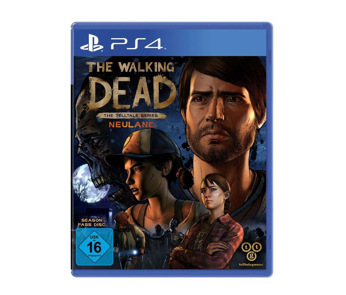 Telltale Games Playstation 4 - Spiel »The Walki...