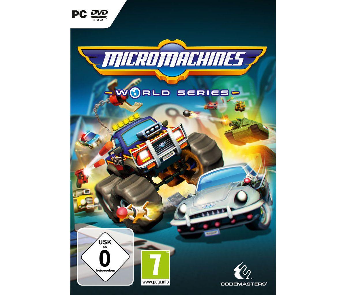 Koch Media PC - Spiel »Micro Machines World Ser...