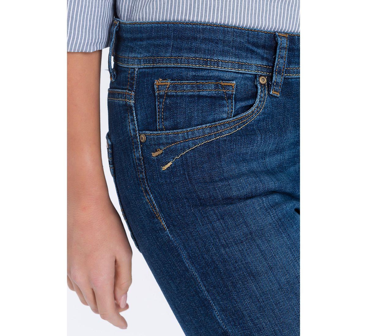 CROSS Jeans ® Slim Fit Jeans mit hoher Leibhöhe »Anya« von Schwab Versand in black - Schwarz für 59,95€