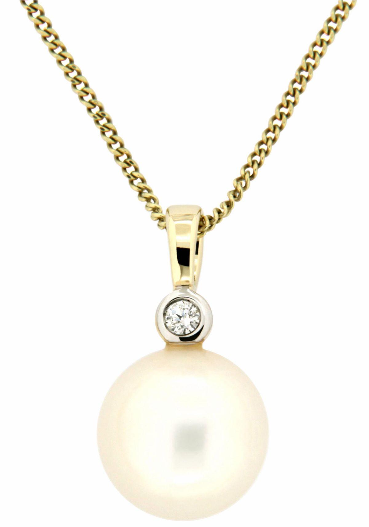 Vivance jewels Perlenanhänger von Schwab Versand in black - Schwarz für 91,99€