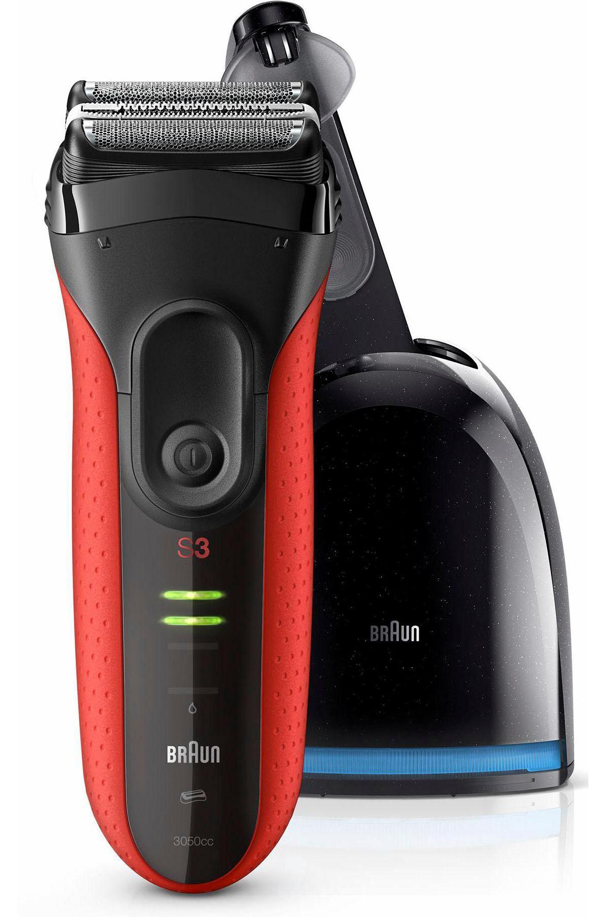 Braun Elektrorasierer Series 3 ProSkin 3050cc, ...