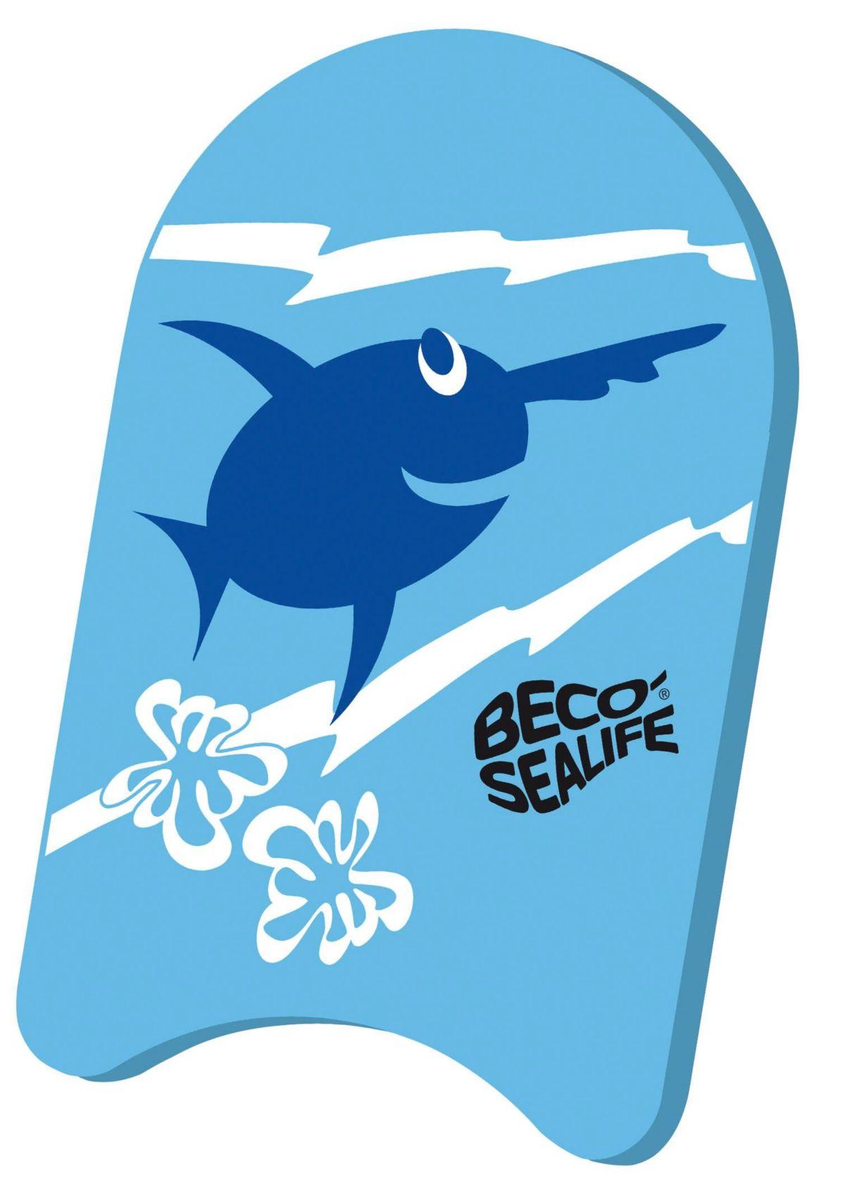 Beco Beermann Schwimmbrett »Kinder SEALIFE Kick Board«