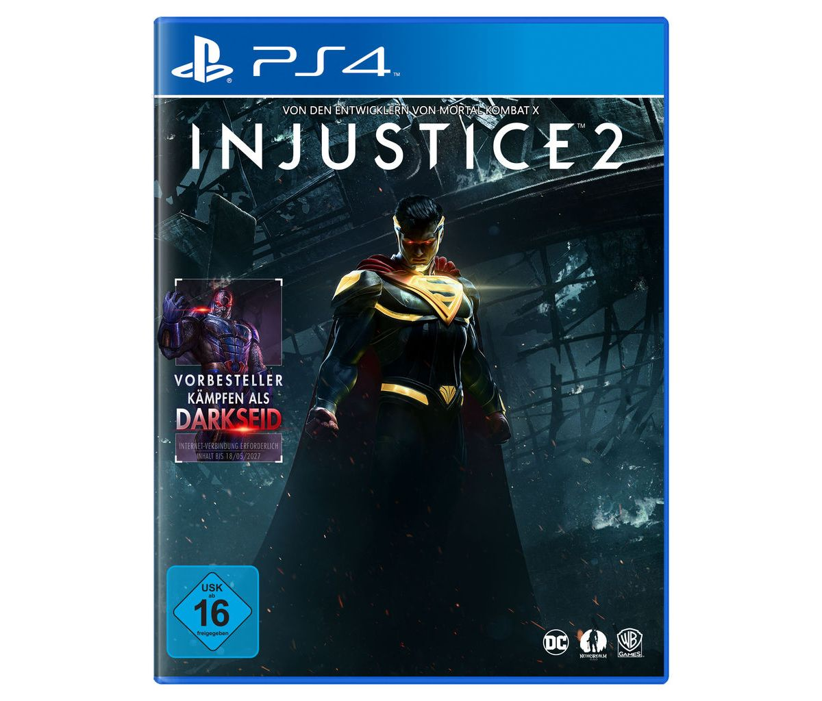 Warner Games Playstation 4 - Spiel »Injustice 2«