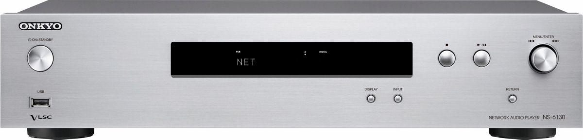 Onkyo NS-6130 2-Kanal Netzwerkplayer (Hi-Res, S...