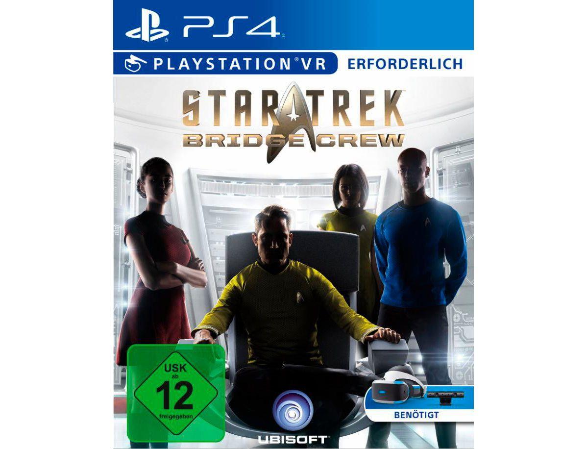 Star Trek Bridge Crew VR PlayStation 4