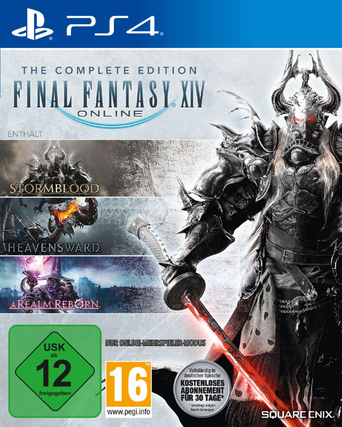 SquareEnix Final Fantasy XIV Complete Edition »...