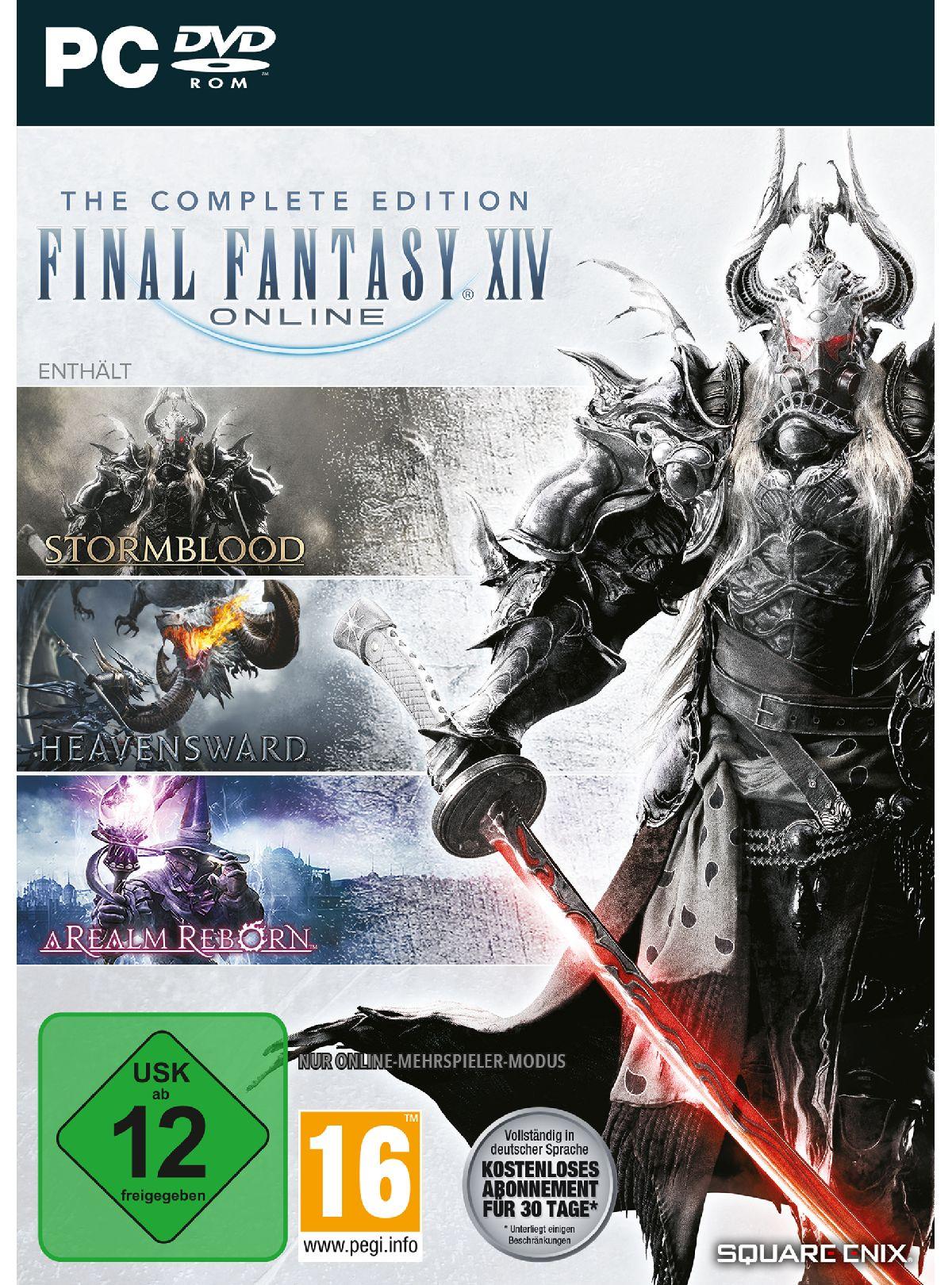SquareEnix Final Fantasy XIV Complete Edition »PC«