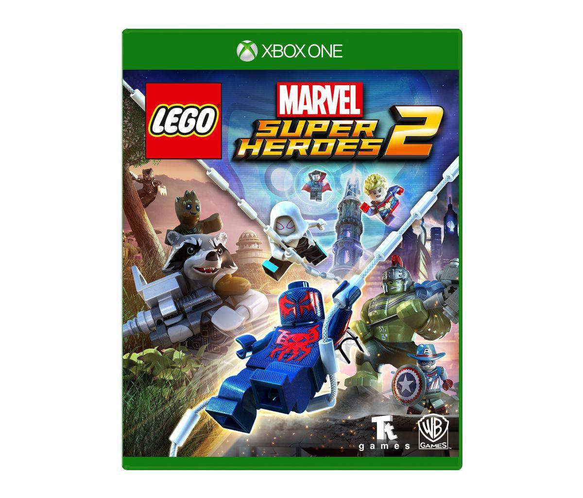 Warner Games XBOX One - Spiel »Lego Marvel Supe...