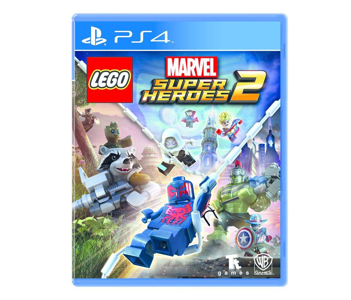 Warner Games Playstation 4 - Spiel »Lego Marvel...