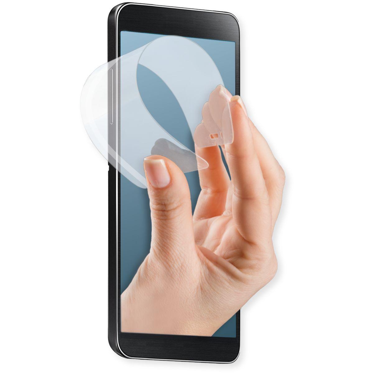 4Smarts Folie »Hybrid Flex-Glass Screen Protector iPhone 6«
