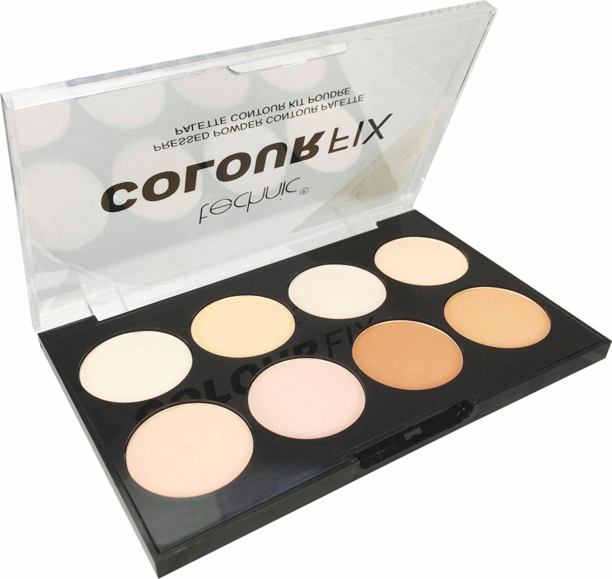 »Colour Max Contour«, Contour-Palette