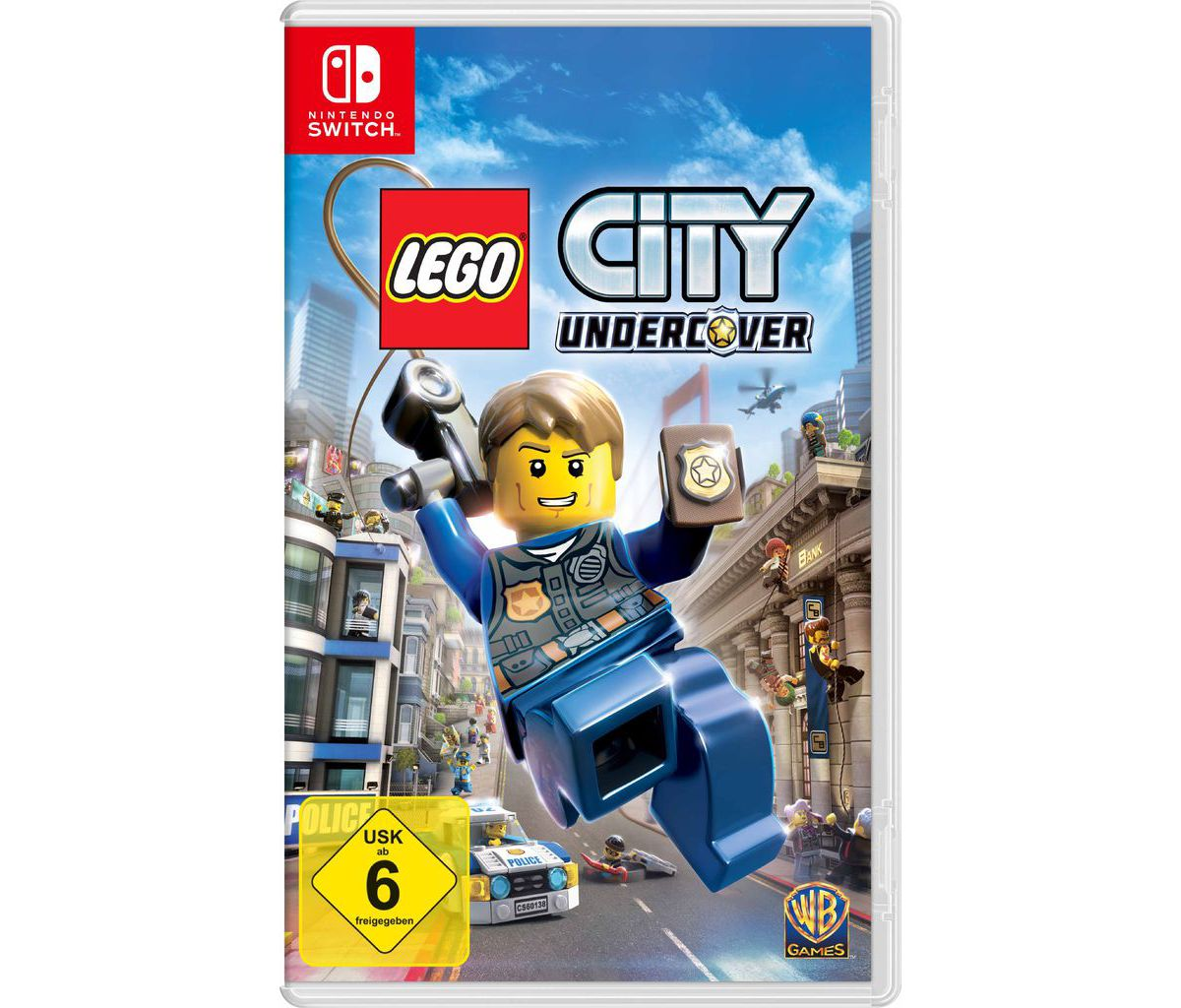 Warner Games Nintendo Switch - Spiel »LEGO City...