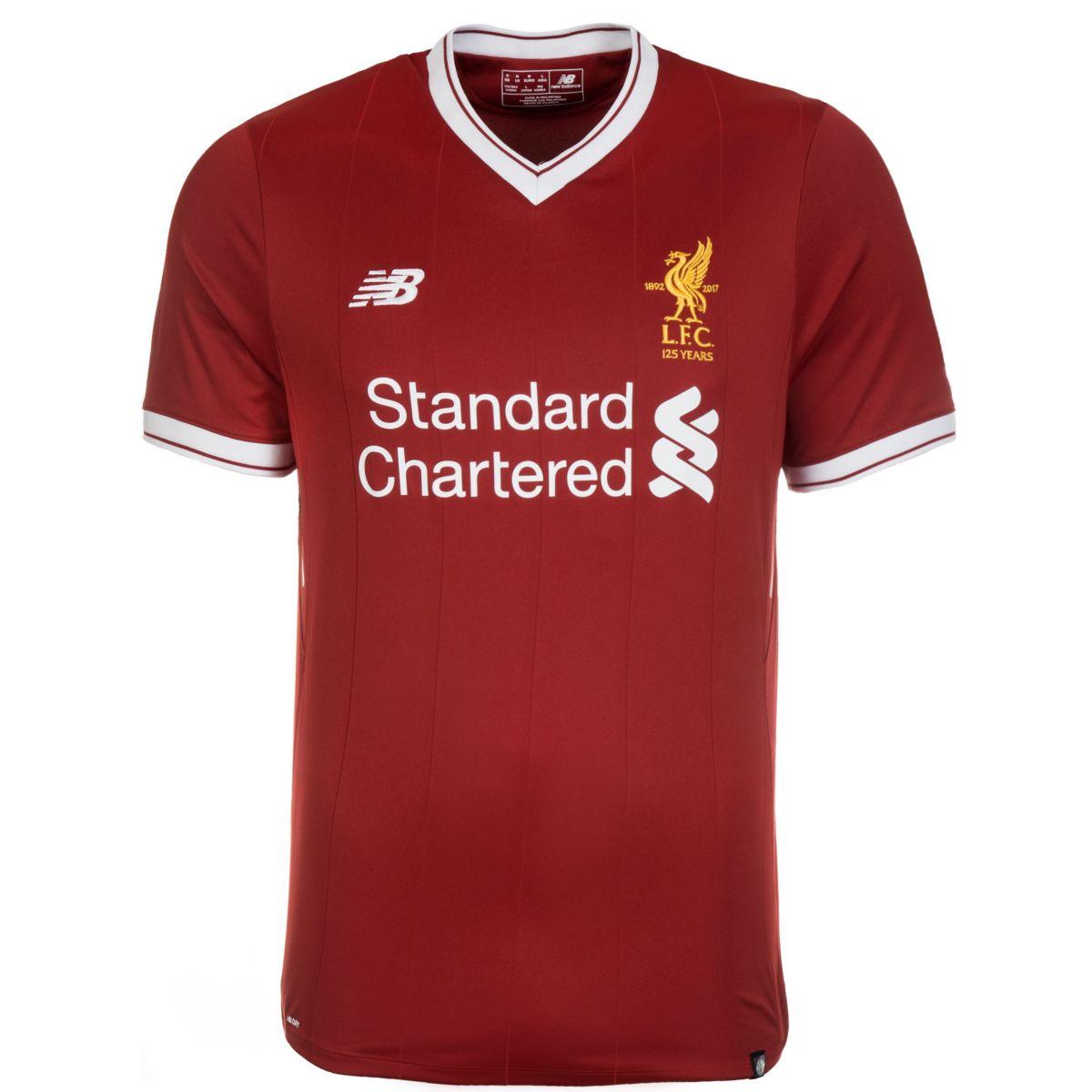 New Balance Fußballtrikot »Fc Liverpool 17/18 H...