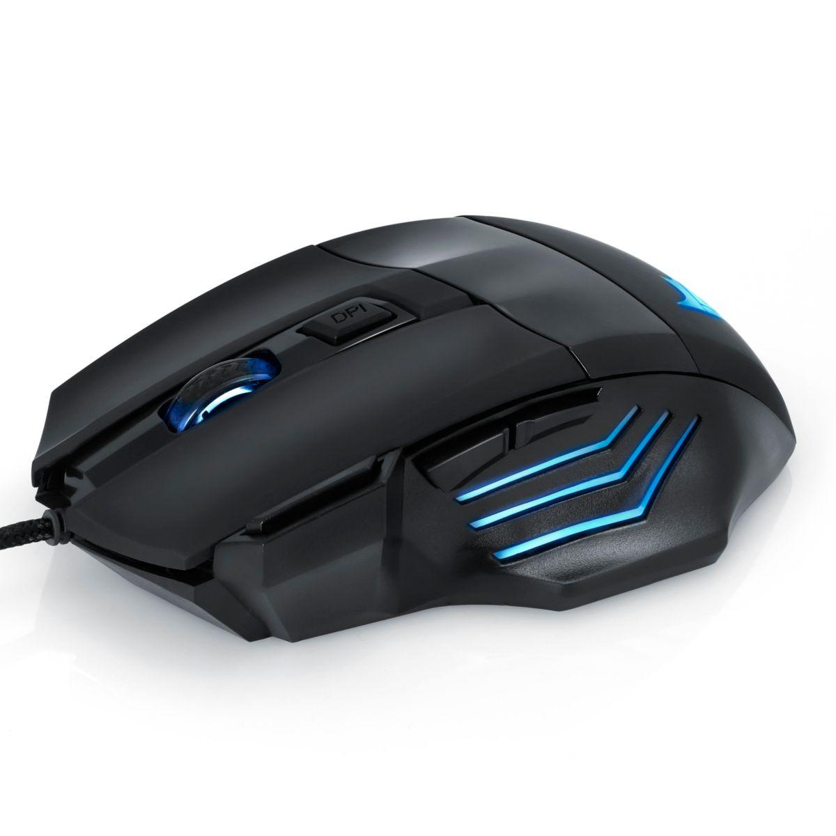 CSL Optical USB Gaming Mouse im ergonomischen D...