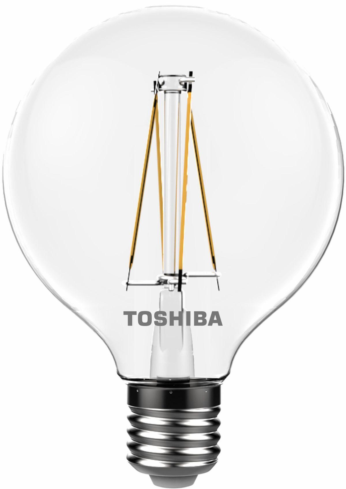 Toshiba LED Leuchtmittel, 2er Set, Filament, »K...