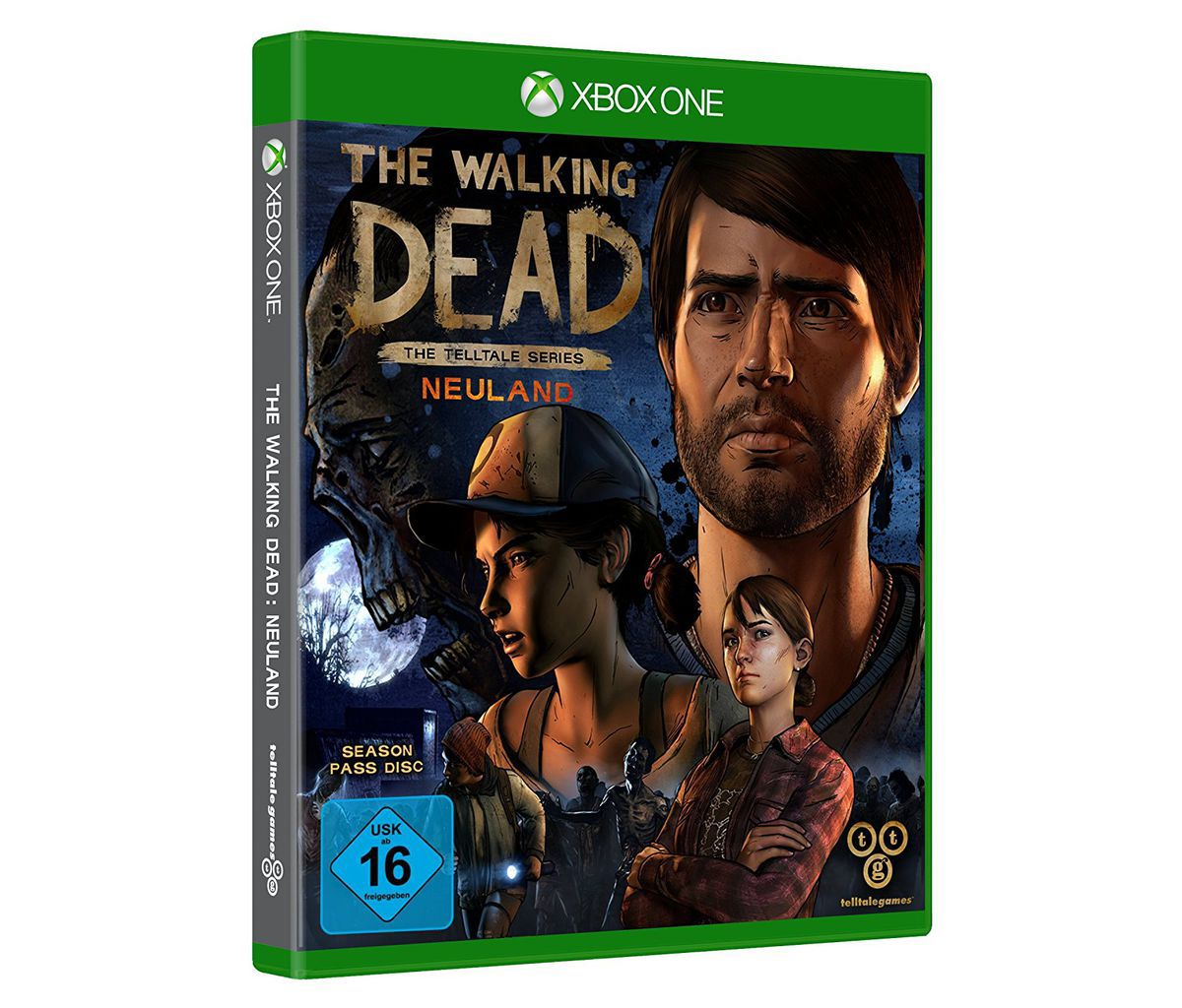 Telltale Games XBOX One - Spiel »The Walking De...