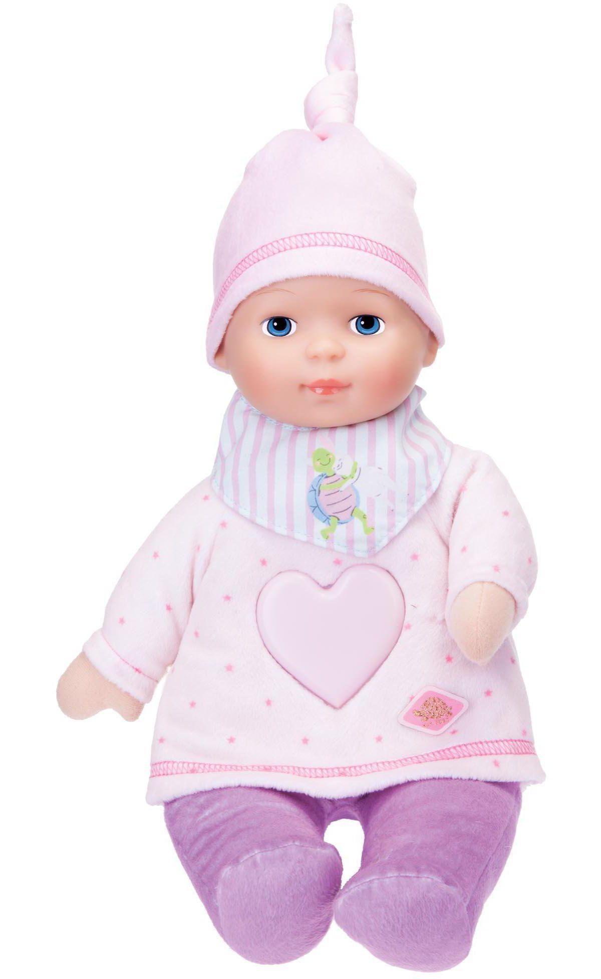 Schildkröt Baby Puppe mit Musik und Licht, »Bab...