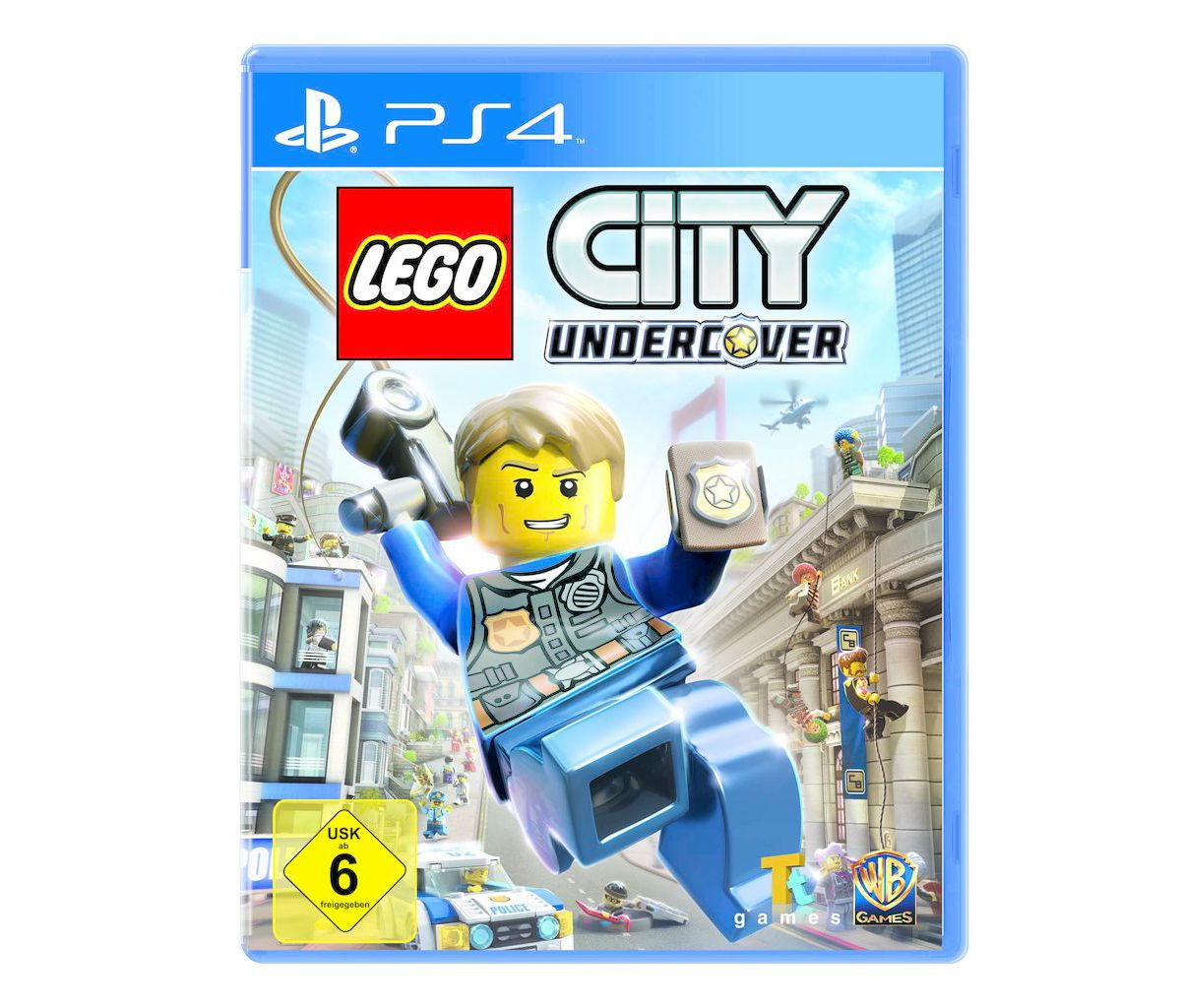 Warner Games Playstation 4 - Spiel »LEGO City U...