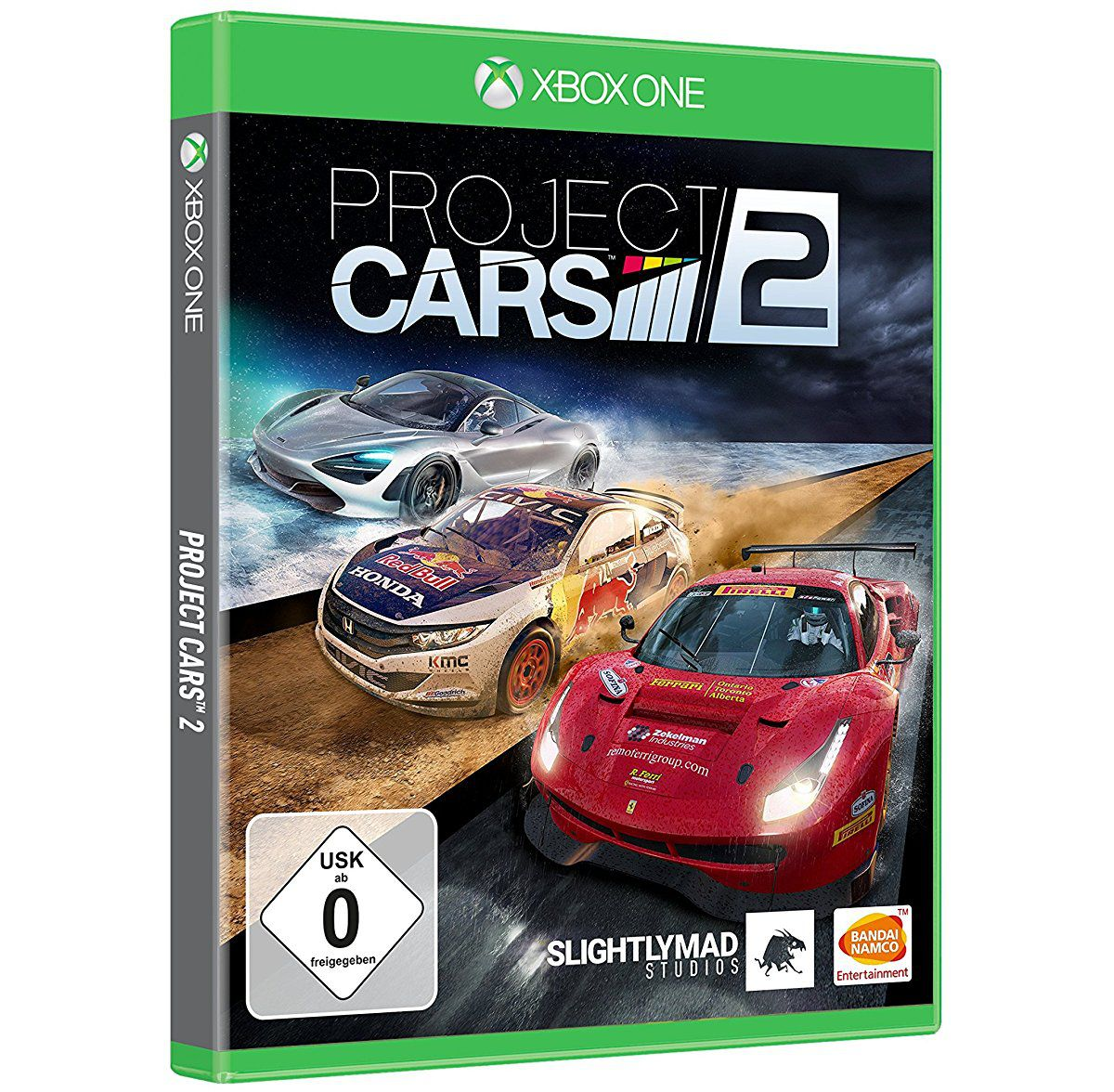 Namco Project CARS 2 »XBox One«