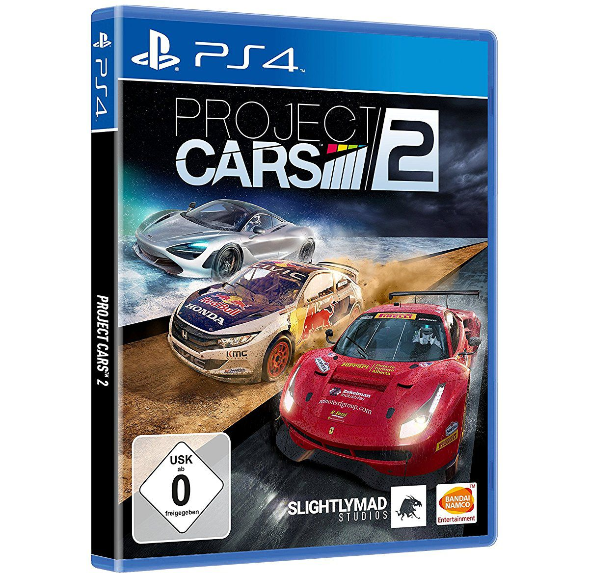 Namco Project CARS 2 »PS4«