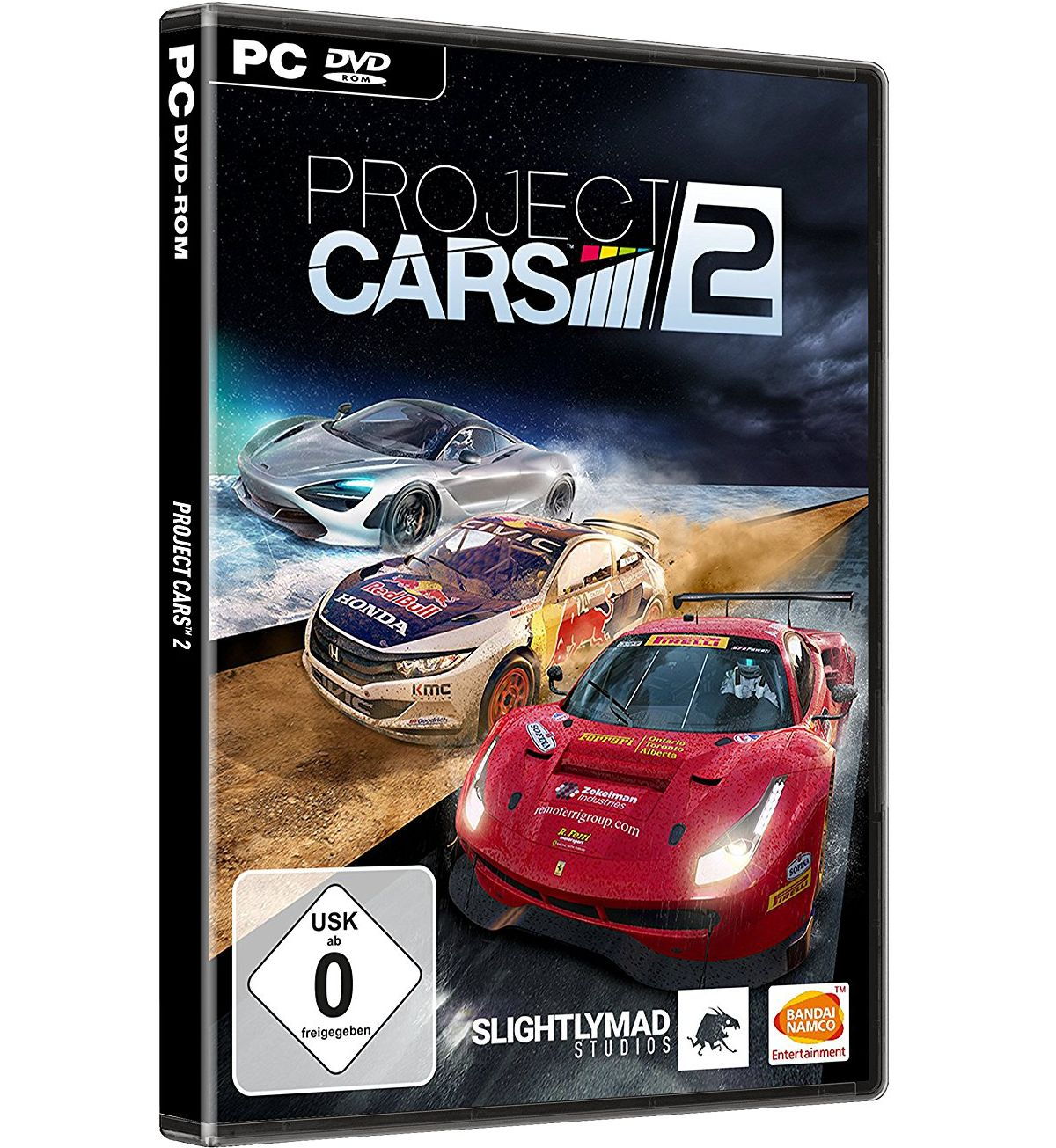 Namco Project CARS 2 »PC«