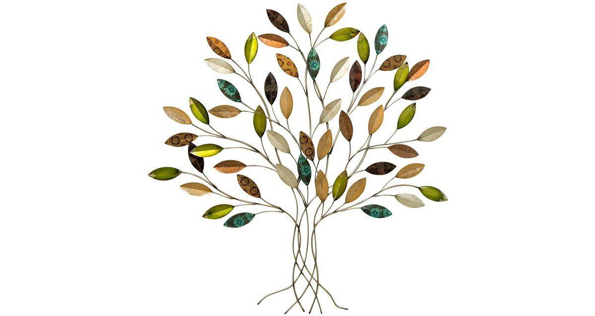 Home affaire Wanddekoration  Baum  in verspielter Optik Preisvergleich