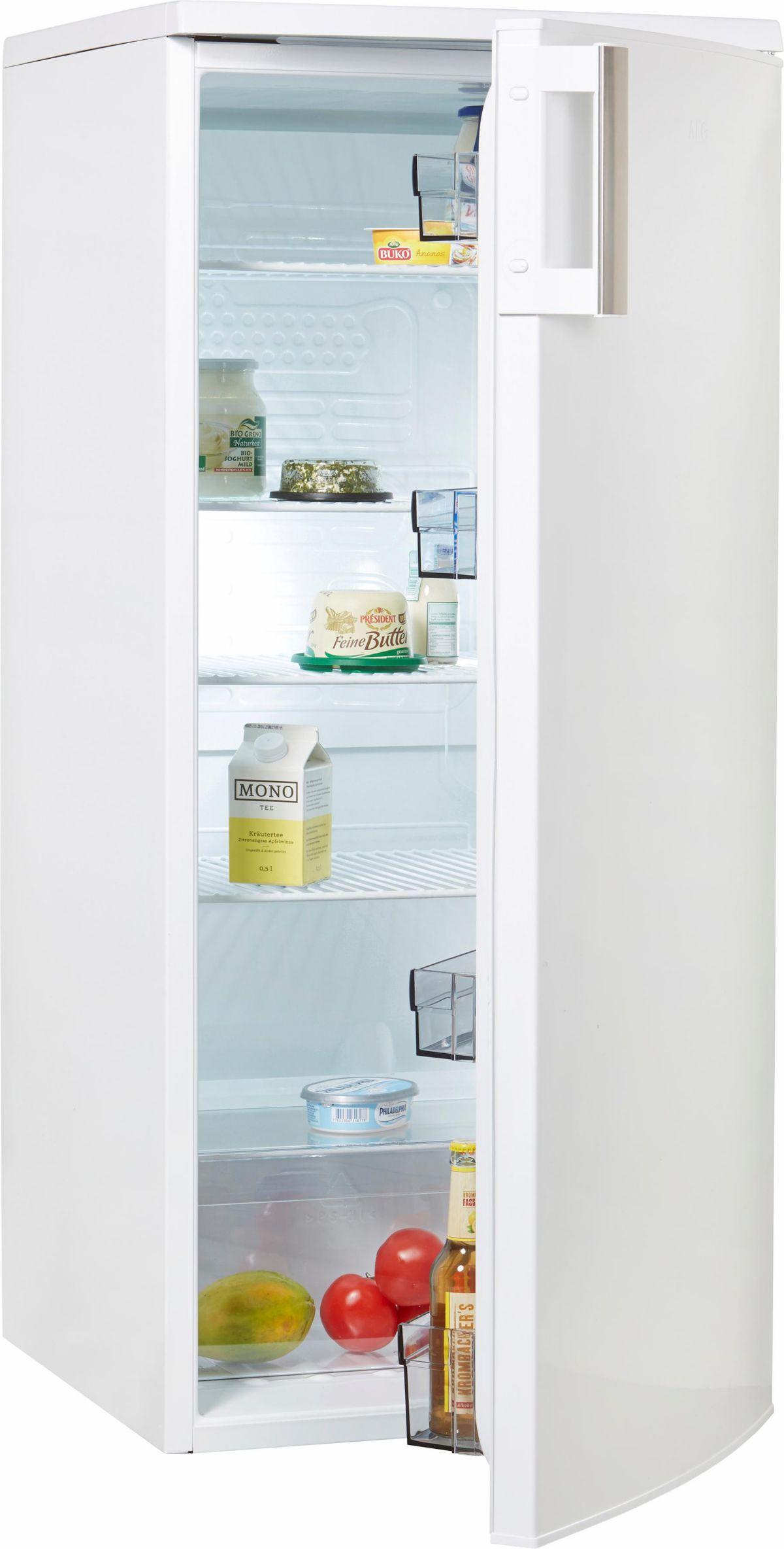 AEG Kühlschrank RKB42511AW, A+, 125 cm hoch