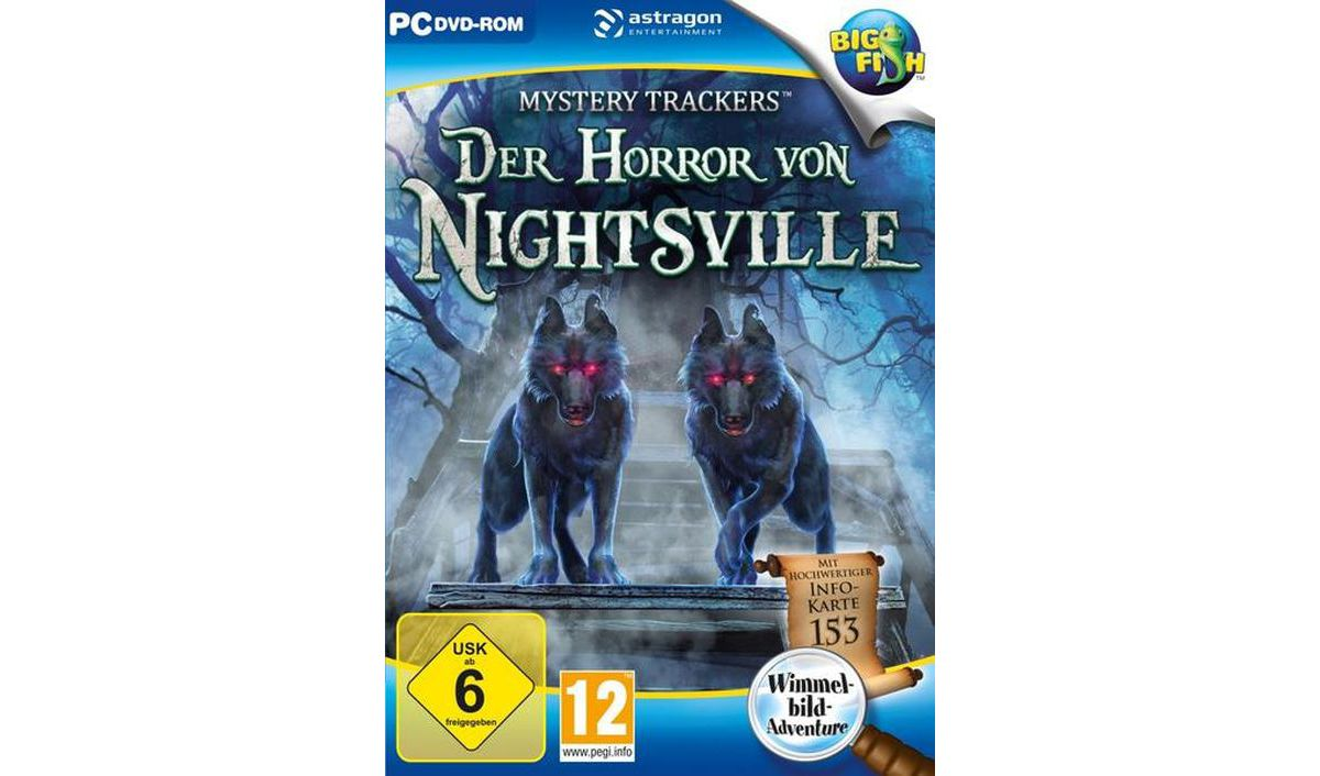 astragon PC - Spiel »Mystery Trackers: Der Horr...