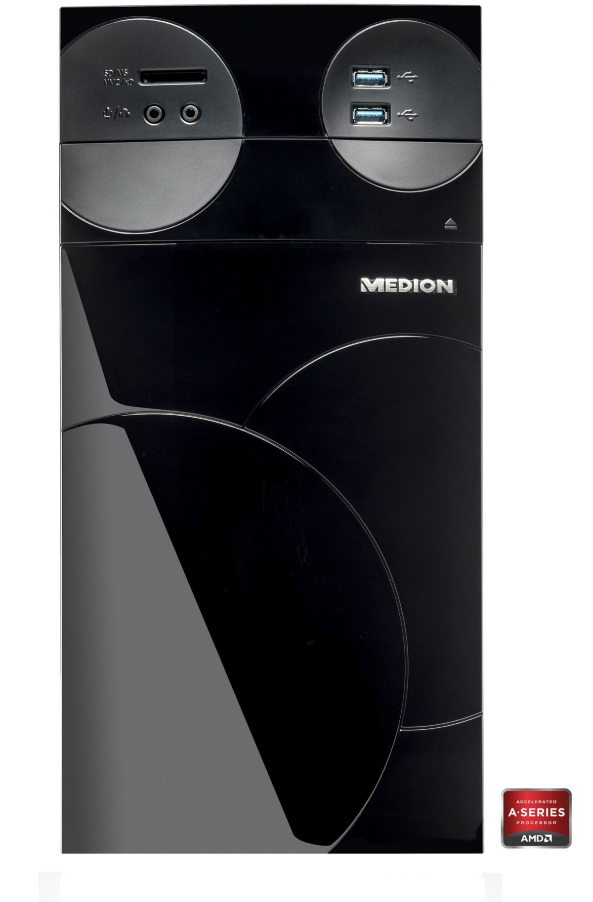 MEDION® Akoya E1016 Desktop PC »Accelerated Dua...