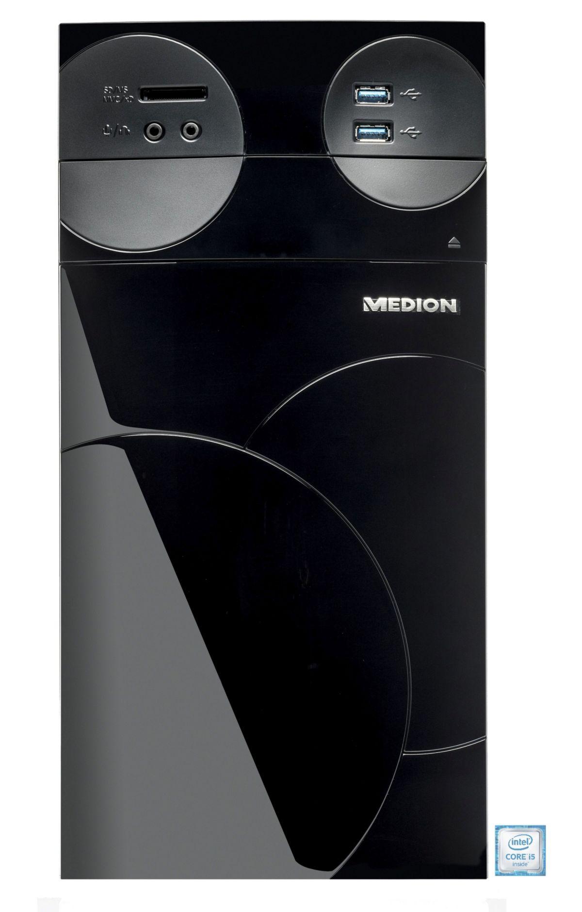 MEDION® Akoya P5322J Desktop PC »Intel Core i5,...