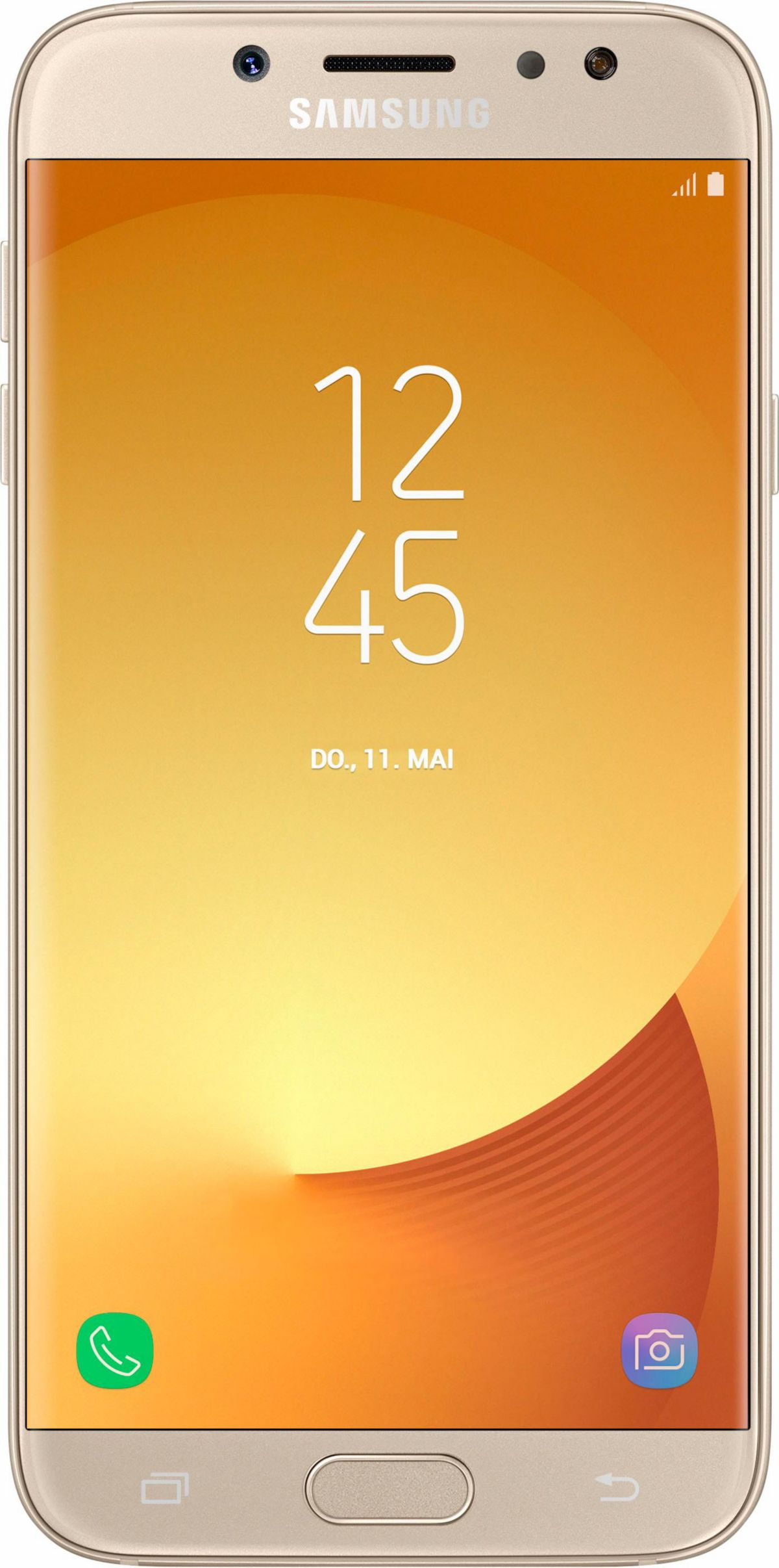 Samsung Galaxy J7 2017 DUOS Smartphone 13 9 cm 5 5 Zoll Display LTE 4G Android 7 0