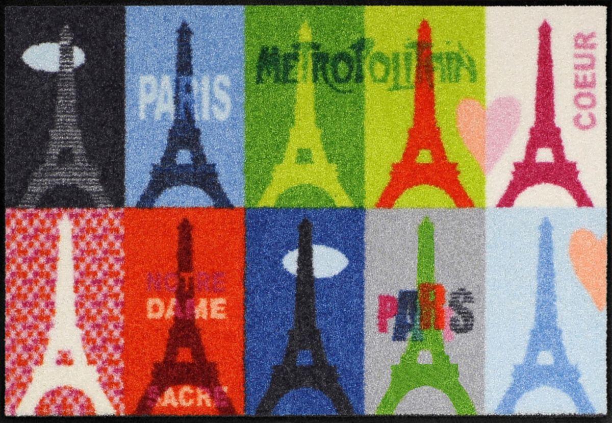 Fußmatte, »Paris Conn. Patch«, Salonloewe, rech...