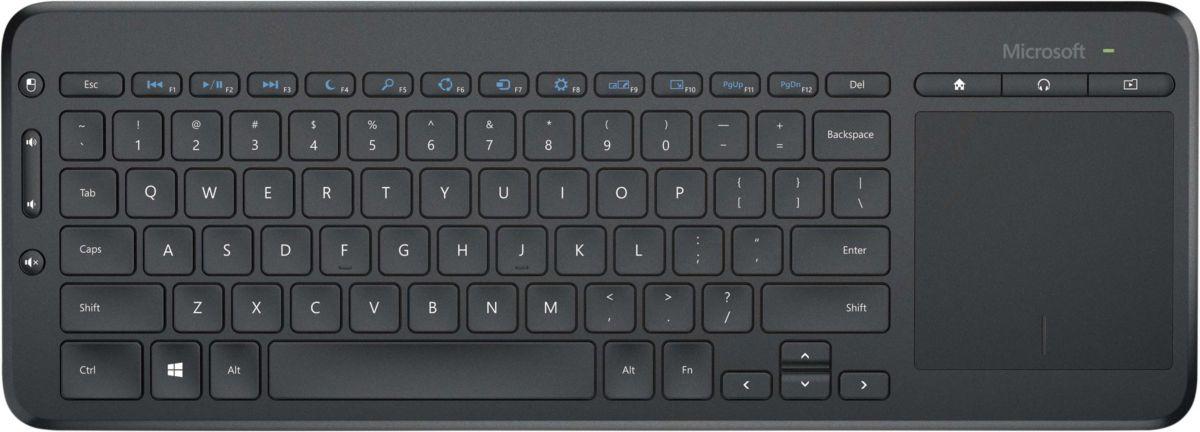 Microsoft All-in-One Media Keyboard Tastatur