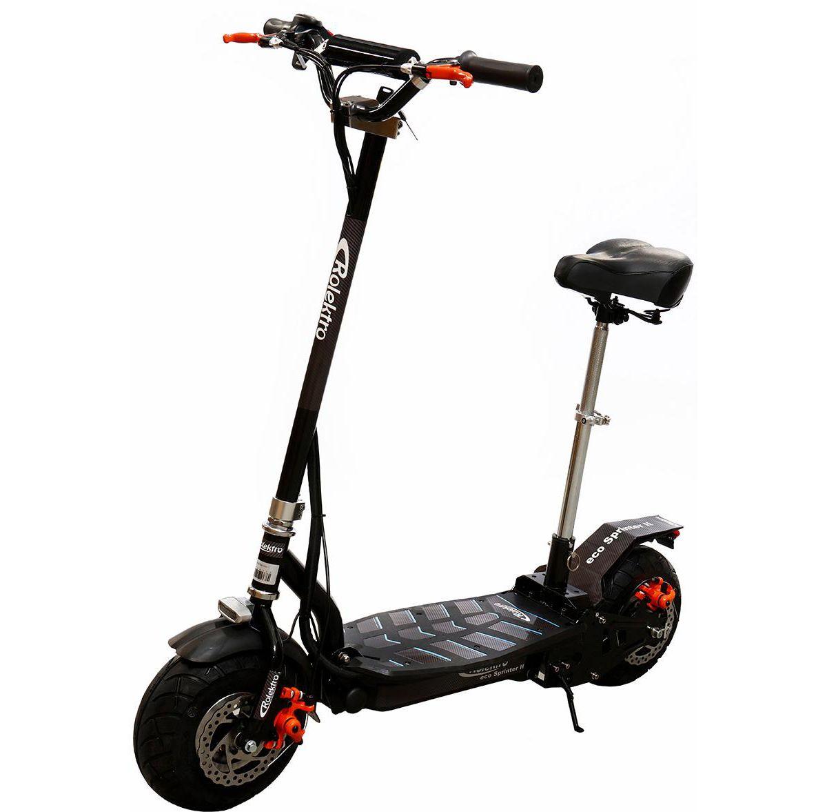 Vorschaubild von Rolektro E-Roller, 20 km/h, »Eco Sprinter 2«