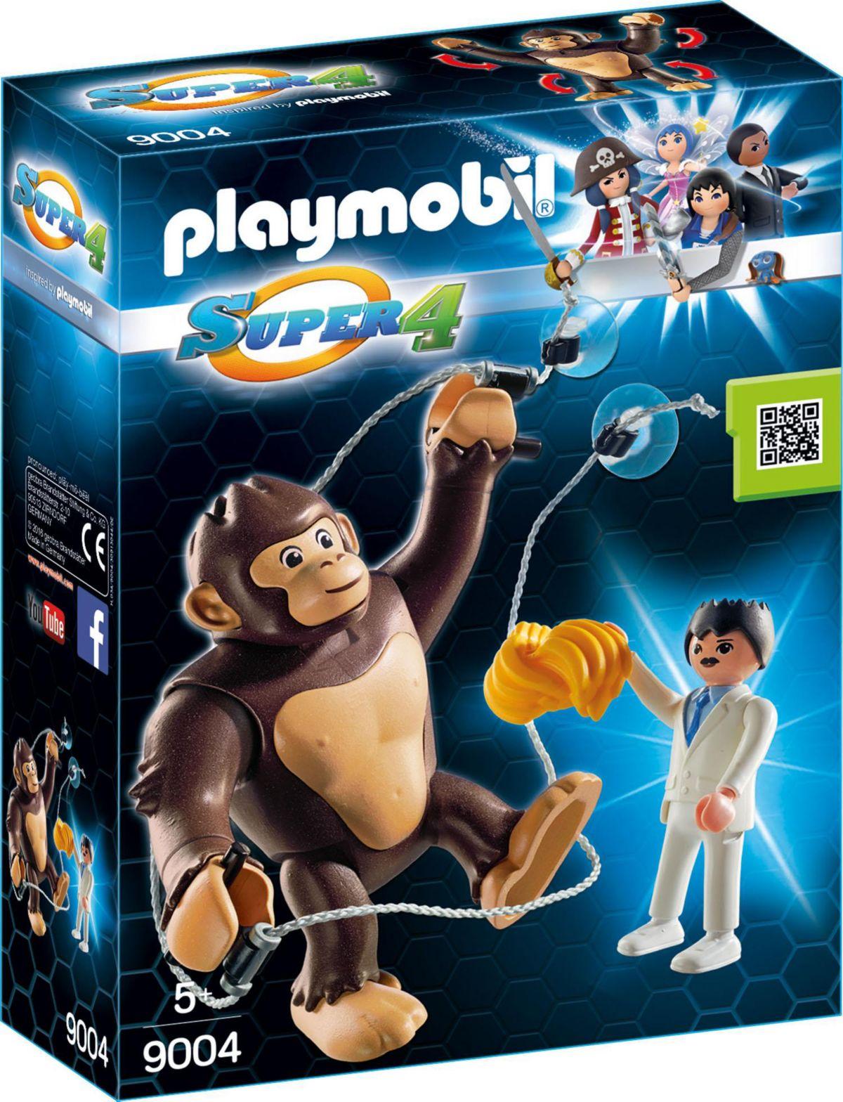 Playmobil® Riesenaffe Gonk (9004), »Super 4®«