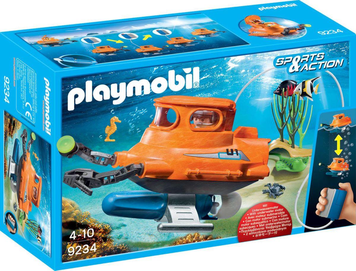 Playmobil® U-Boot mit Unterwassermotor (9234), ...