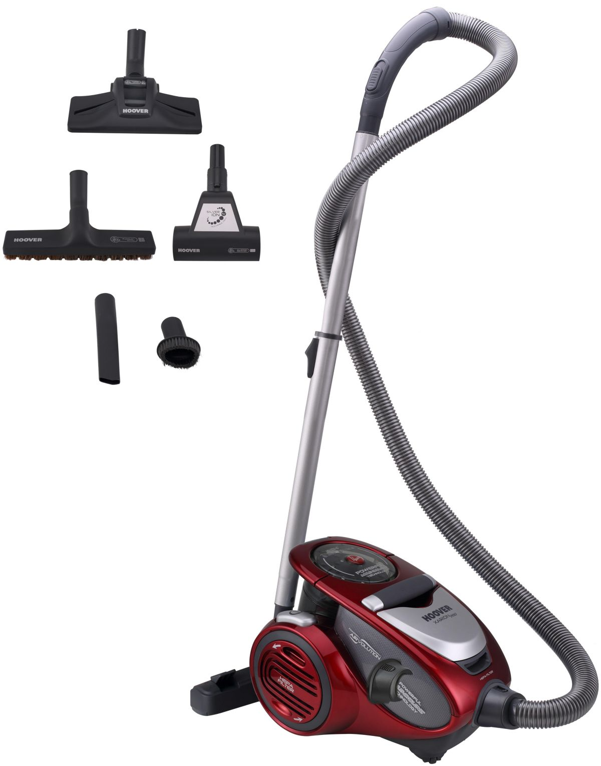 Hoover Bodenstaubsauger XarionPro XP81_XP25, be...
