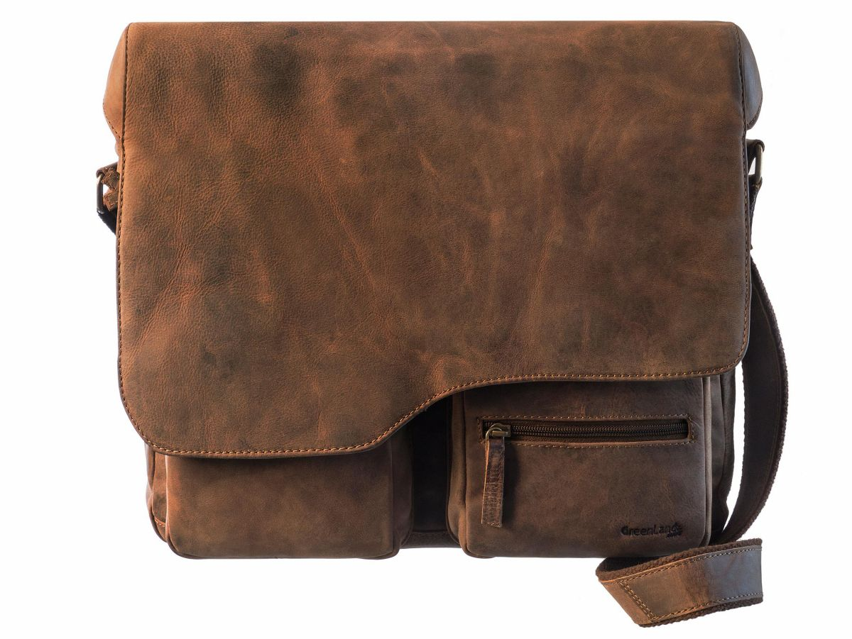 GreenLand Nature Messenger Bag »MONTENEGRO«