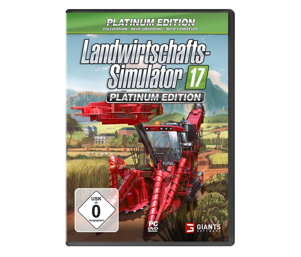 Astragon PC - Spiel »Landwirtschafts-Simulator ...