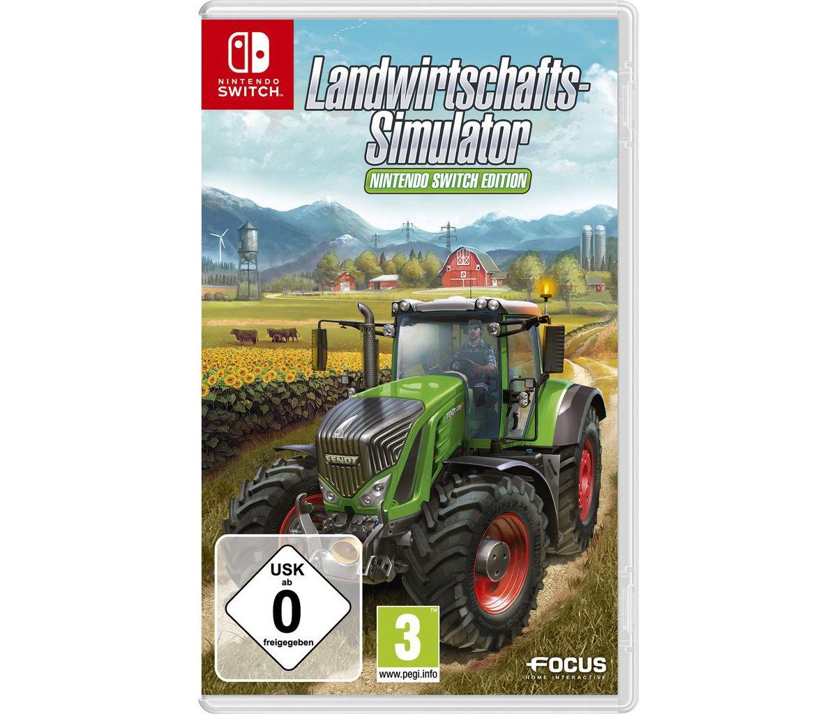 Astragon Nintendo Switch - Spiel »Landwirtschaf...
