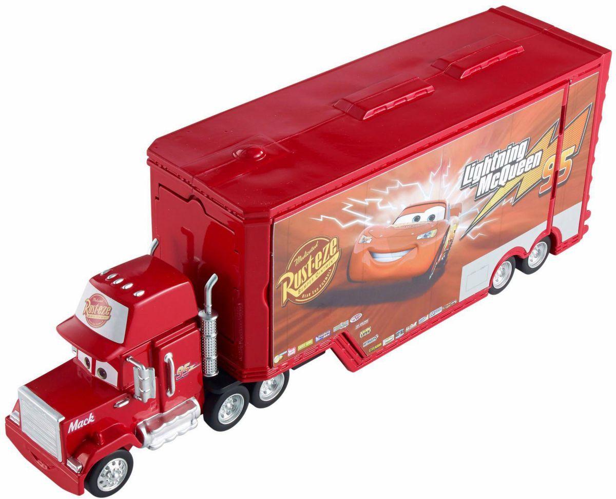 Mattel Verwandelbarer Truck, »Disney Cars 3-in-...