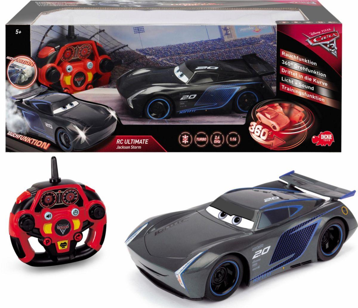 Dickie Toys RC Fahrzeug mit Rauchfunktion, »Dis...
