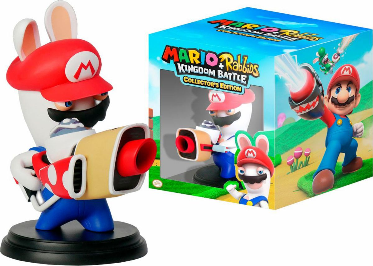 Mario & Rabbids Kingdom Battle Collectors Editi...
