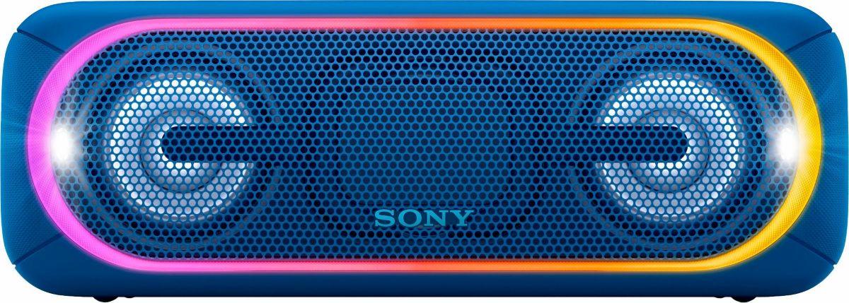 Sony SRS-XB40 Tragbarer kabelloser Bluetooth Lautsprecher