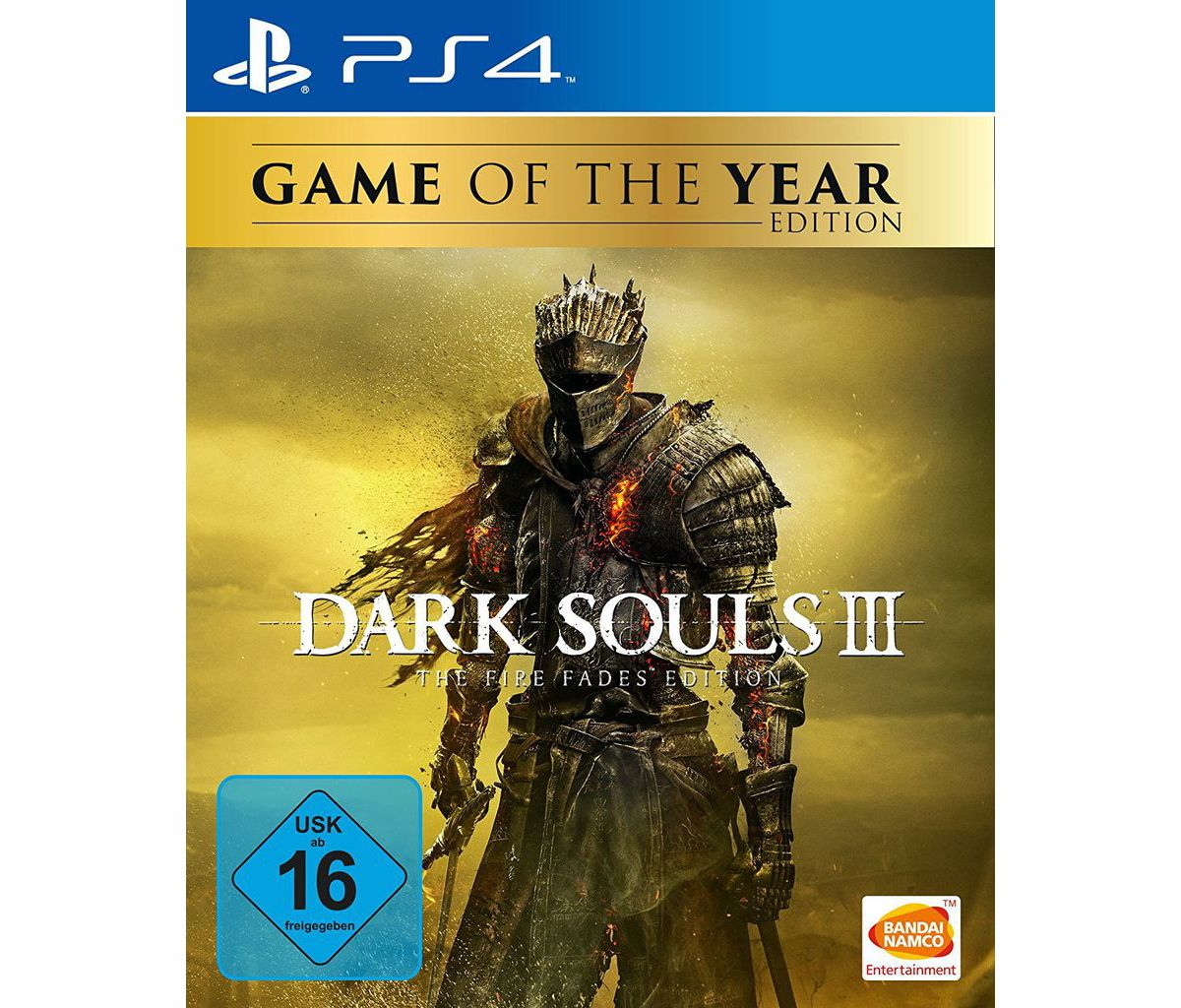 Bandai Playstation 4 - Spiel »Dark Souls 3 - Th...