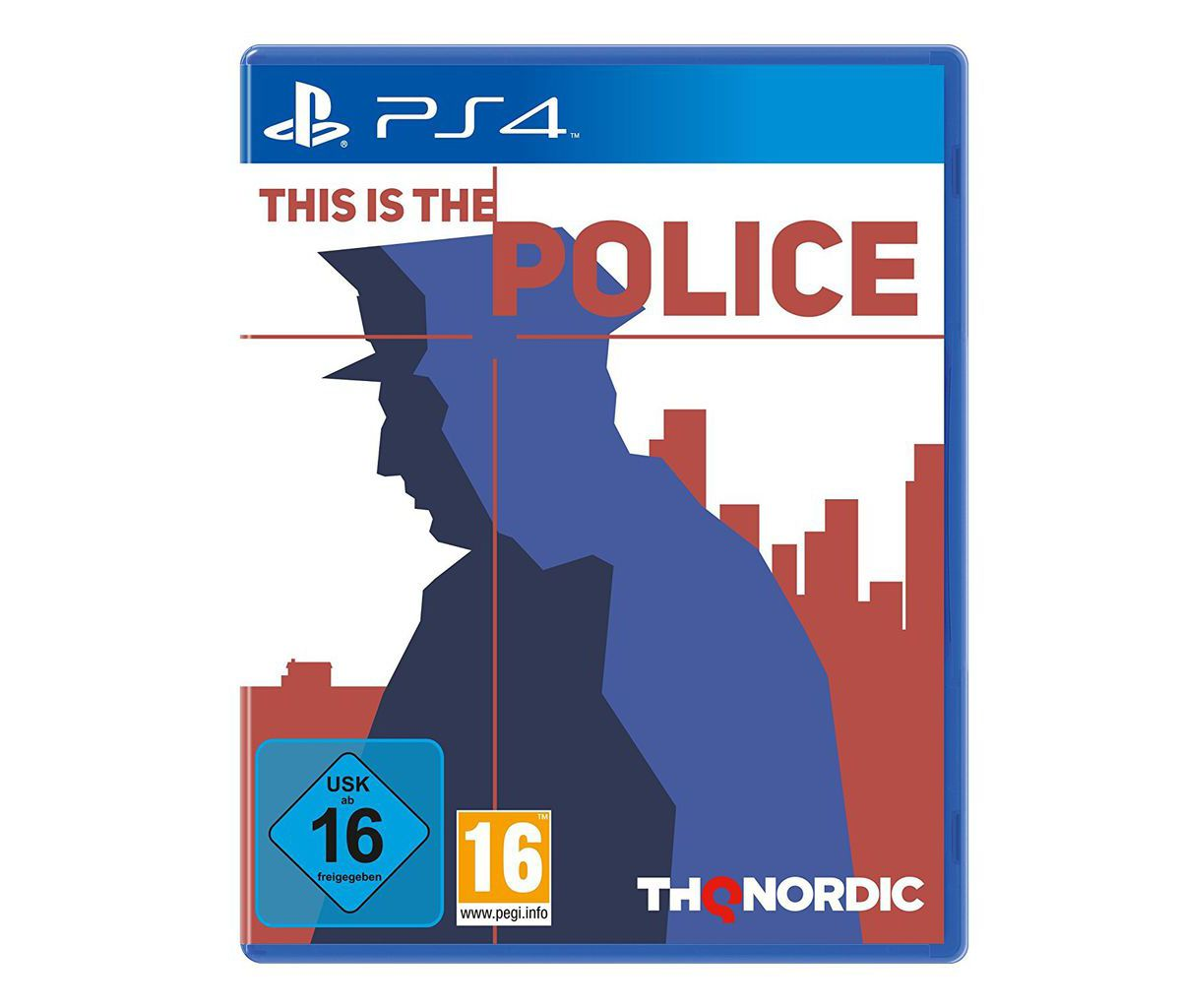 Nordic Games Playstation 4 - Spiel »This is the...