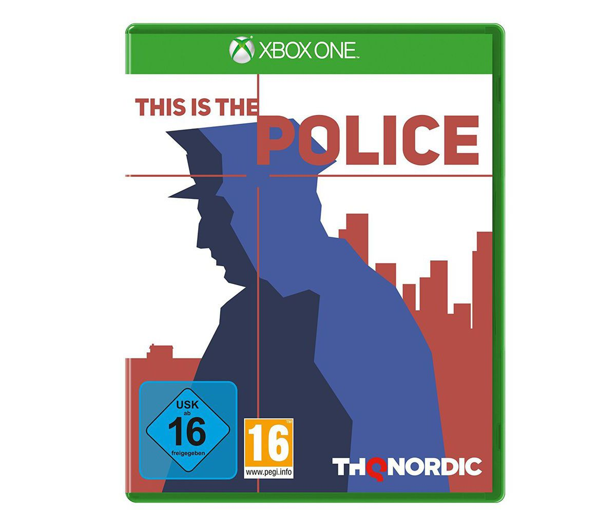 Nordic Games XBOX One - Spiel »This is the Police«