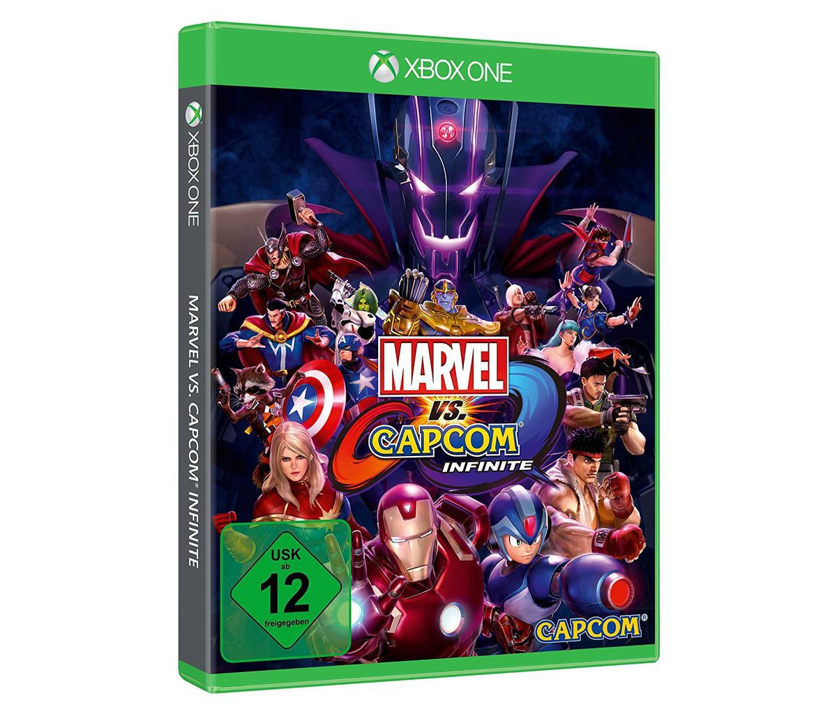 Capcom XBOX One - Spiel »Marvel vs Capcom Infin...