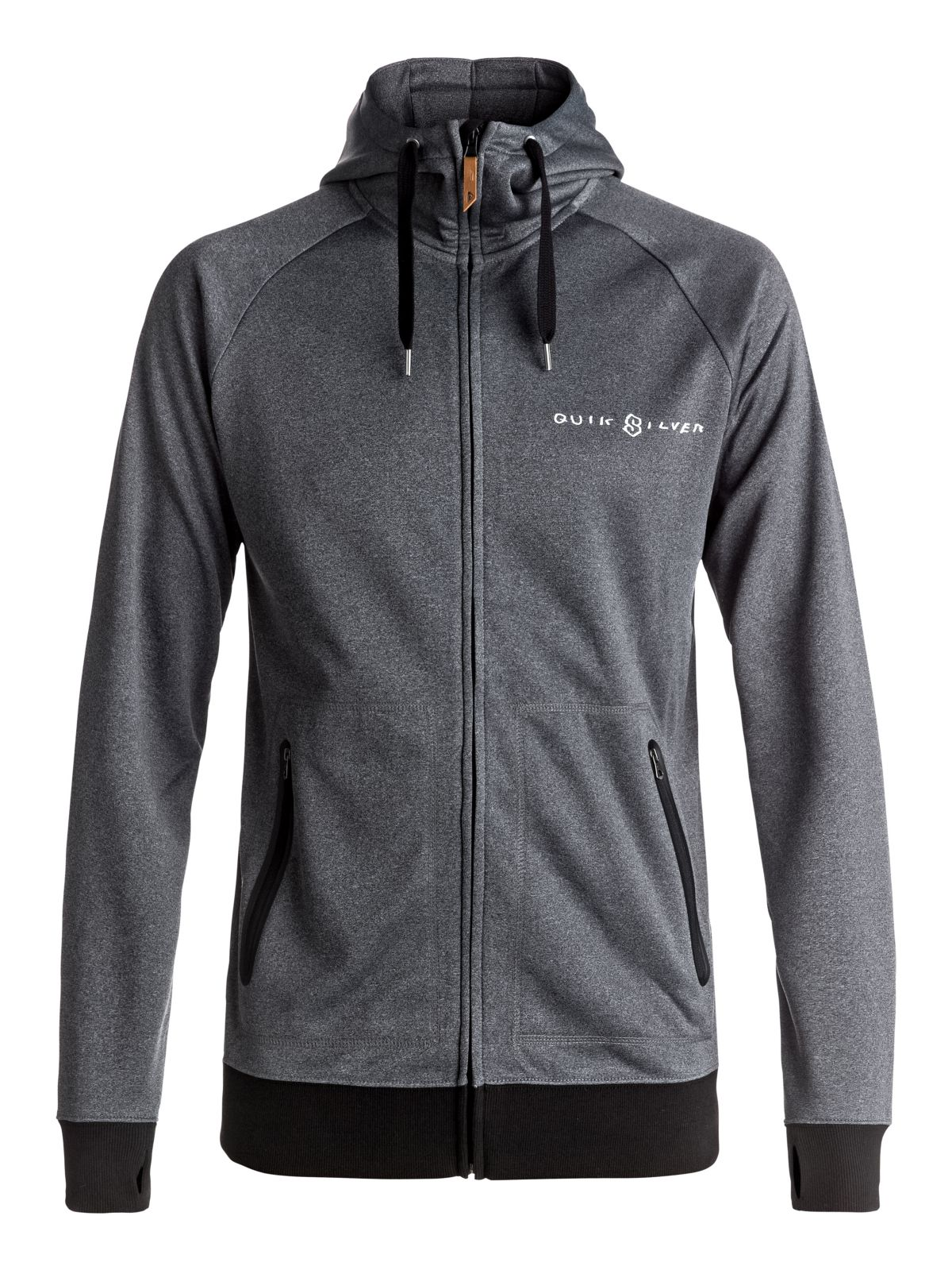 Quiksilver Funktionelles Zip-Up Fleece »M&W«